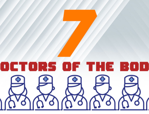 The 7 Doctors of the Body