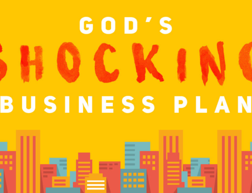 God's Shocking Business Theory
